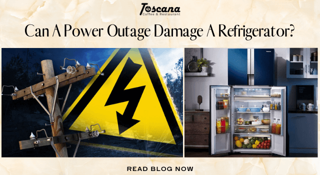 Can A Power Outage Damage A Refrigerator