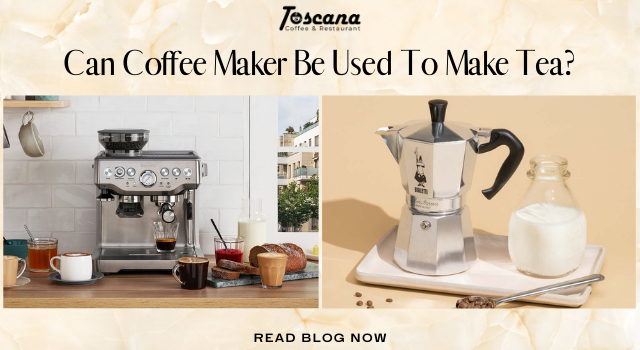 Can Coffee Maker Be Used To Make Tea