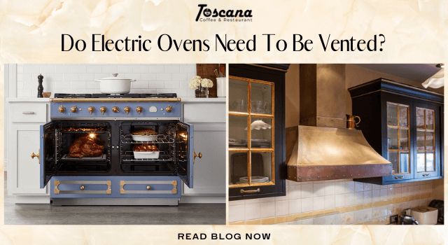 Do Electric Ovens Need To Be Vented