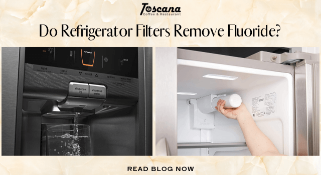 Do Refrigerator Filters Remove Fluoride