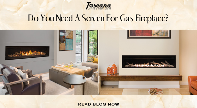 Do You Need A Screen For Gas Fireplace