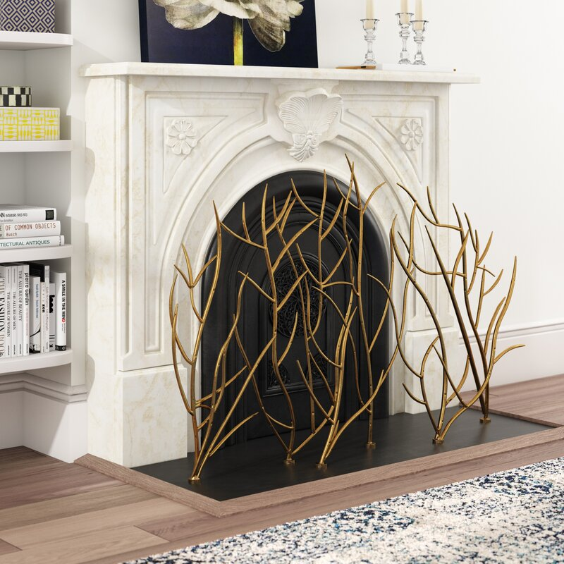 Does A Wood Burning Fireplace Need A Screen?