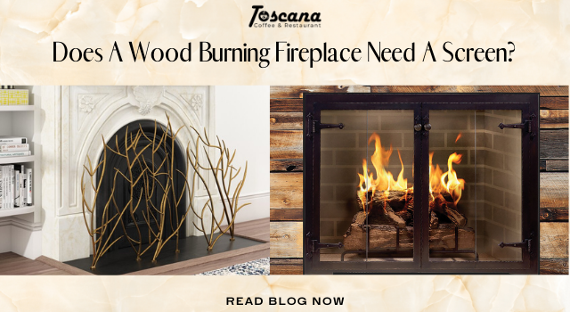 Does A Wood Burning Fireplace Need A Screen