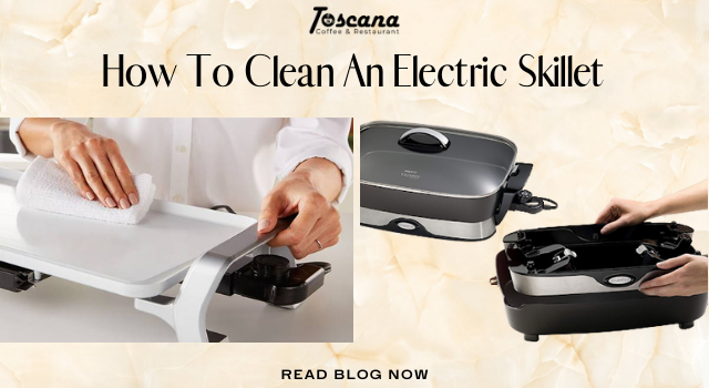 How To Clean An Electric Skillet