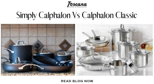 Simply Calphalon Vs Calphalon Classic