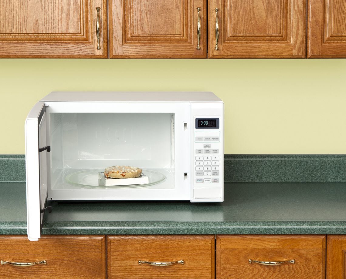 Where Is The Best Place To Put A Microwave In The Kitchen?