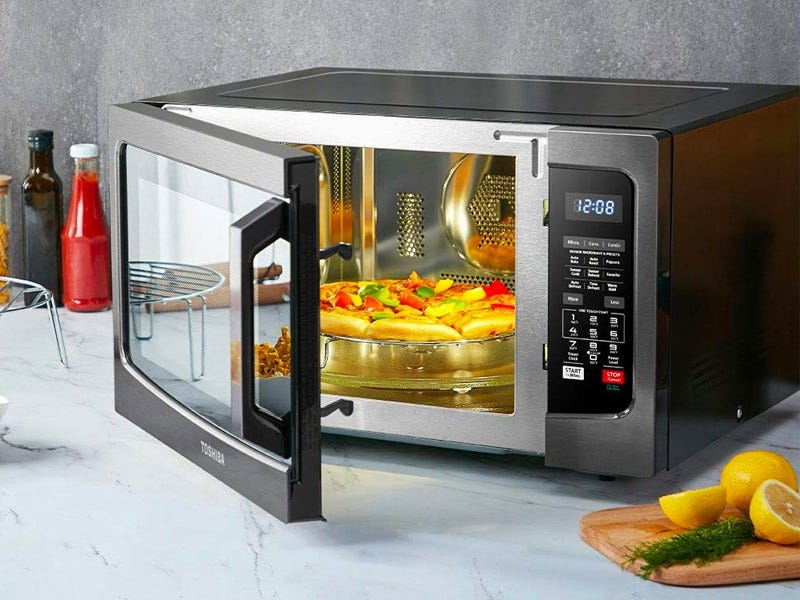 Differences Between Air Fryer And Microwave
